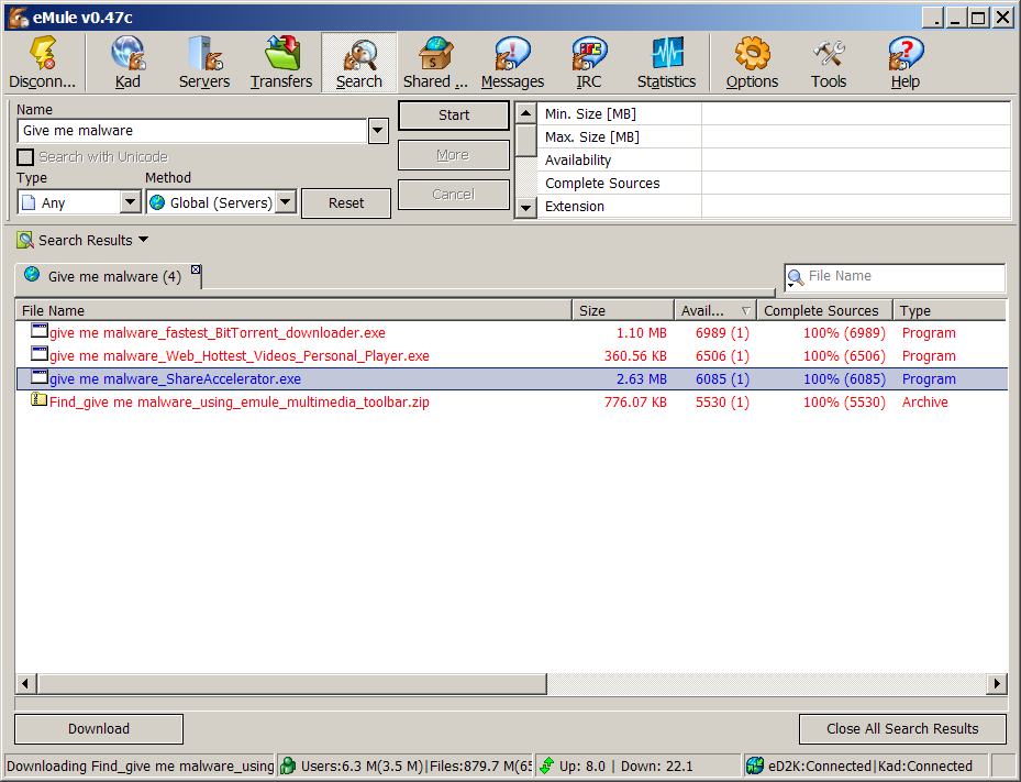 blog dds: 2007 02 16 - Malware on the Fly